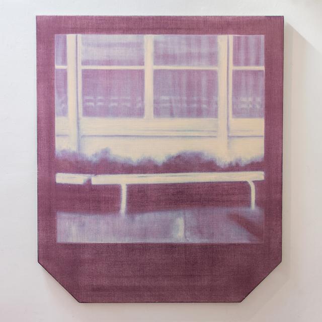 , 'Blue Skies,' 2018, Bartley + Company Art