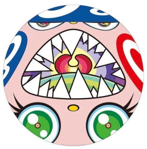 Takashi Murakami, 'We Are The Square Jocular Clan (Rainbow) (10)', 2018, Lougher Contemporary