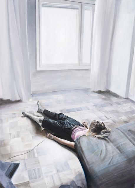 , 'Intense Gray,' 2018, MAKASIINI CONTEMPORARY