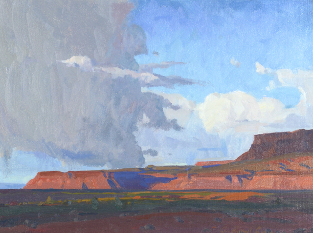 , 'The Pink Cliffs,' 2015, Gerald Peters Gallery Santa Fe