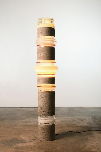 Matt Gagnon, 'Light Stack No. 3 ', 2018, THE NEW