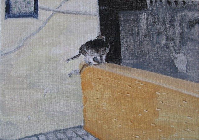 , 'Border,' 2014, Gallery Skape