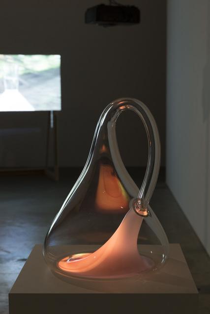 , 'Klein Bottle,' 2014, Lia Rumma