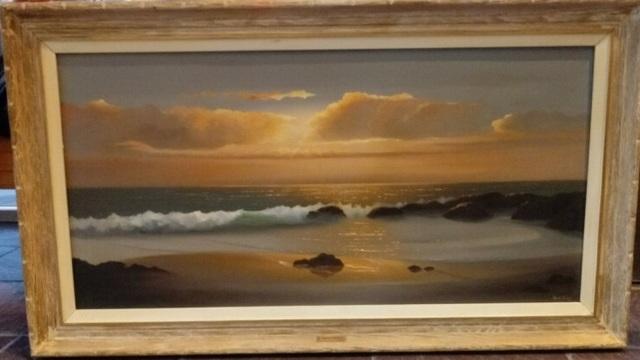 Paul Tilley | Laguna Sunset (1963) | Artsy