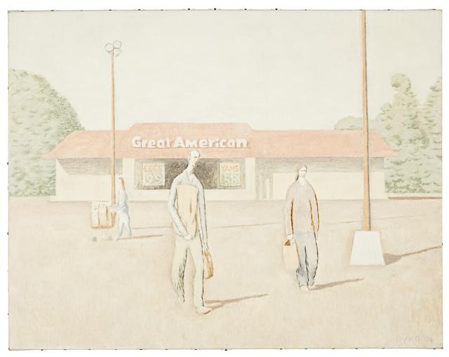 , 'Great American,' 1999, Fleisher/Ollman