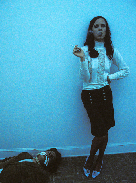 Melanie Pullen, 'Enjoy the Moment (Juliette Lewis Series)', 2003, FF-1051 Gallery