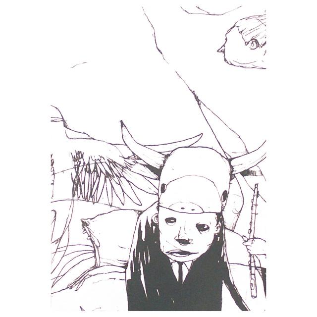 , 'Praescientia D VII,' 2014, Pele Prints
