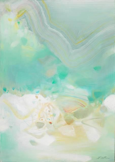 , '清澈之三 Clearness,' 1984, Nou Gallery