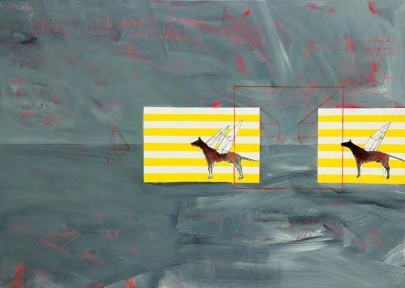 , 'Red pyramid,' 2014, Gallery Katarzyna Napiorkowska | Warsaw & Brussels