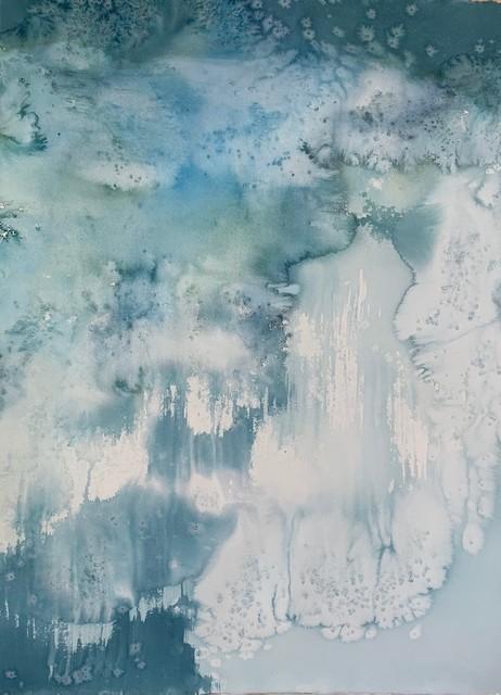 Allison Svoboda, 'Maine Refraction 1', 2019, Walker Fine Art
