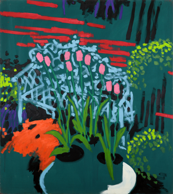 , 'Untitled,' 2009, Bernard Jacobson Gallery