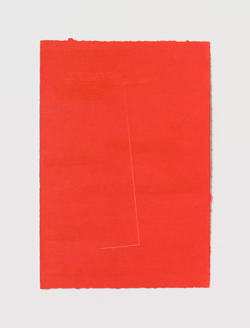 , 'Untitled Cut, AP#2,' 1977, Bookstein Projects