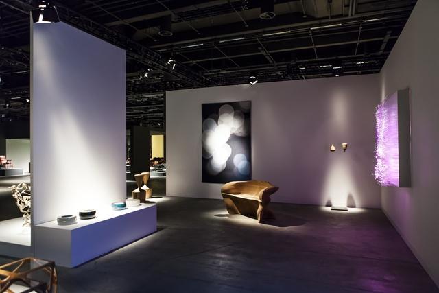 Grethe Sørensen, 'Headlights 3', 2013, Textile Arts, Jacquard Tapestry cotton weaving, Galerie Maria Wettergren