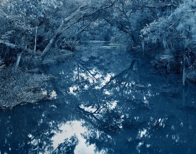 , 'Blue Bayou #39,' 2015, MIYAKO YOSHINAGA