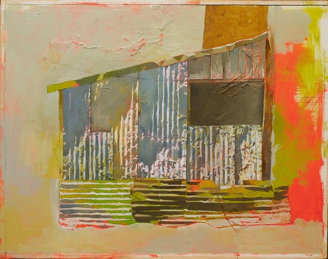 , 'CORRUGATED METAL SHACK,' 2016, Gallery NAGA