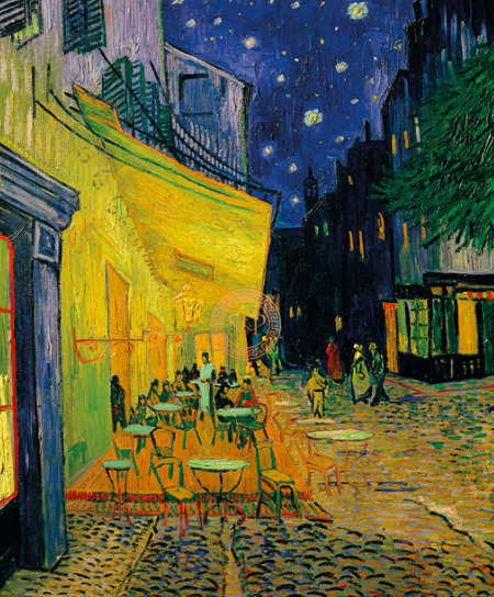 Vincent van Gogh, 'The Cafe Terrace On The Place Du Forum, Arles', 1888, Print, Print on Paper, S&P
