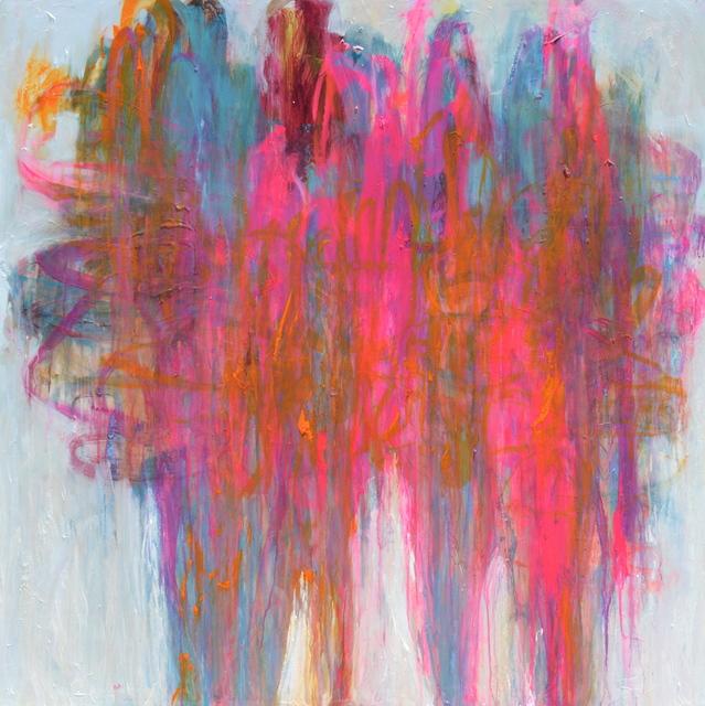 Brenda Zappitell, 'Sunset in Santa Fe', 2015, Turner Carroll Gallery