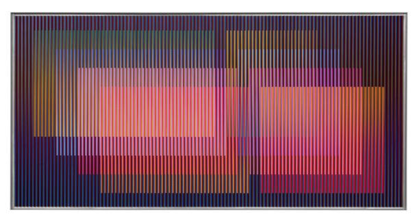 , 'Physichromie Panam 226,' 2015, Galeria Raquel Arnaud