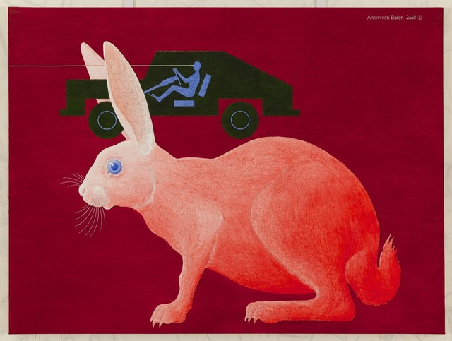 , 'White Rabbit Highway,' 2008-2011, P.P.O.W