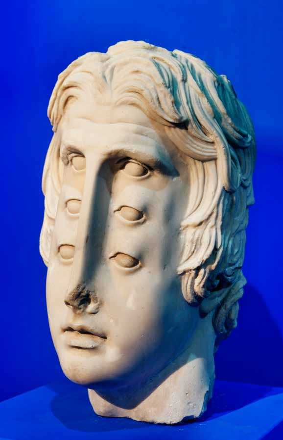 Alexander with Six Eyes