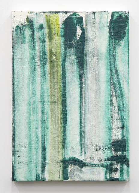 Louise Fishman, 'Triumvirate', 2020, Painting, Oil on linen, BOMB Magazine Benefit Auction