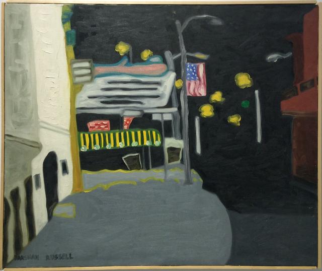 , 'Bardavon Night ,' 1991, Carrie Haddad Gallery