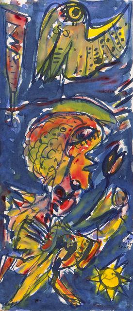 , 'Spartakus 01,' 1995, DIE GALERIE