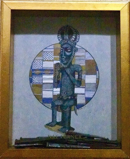 Vicki Meek, 'Nat Turner's Spirit: Ogun', 2004, Ro2 Art