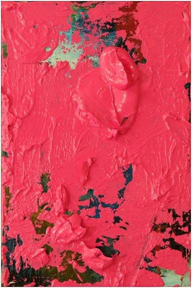 , 'Pintura Sem Título (Empasto Rosa Pesado),' 2013, Mercedes Viegas Arte Contemporânea