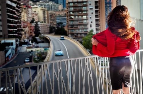 David Drebin, 'Flasher In Monte Carlo', 2019, Isabella Garrucho Fine Art