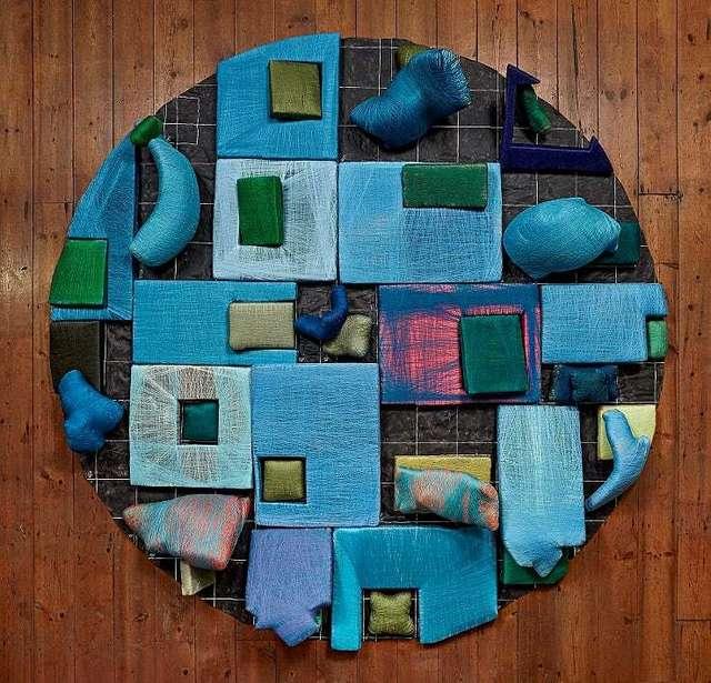 , 'Pulling myself together,' 2018, Dyman Gallery