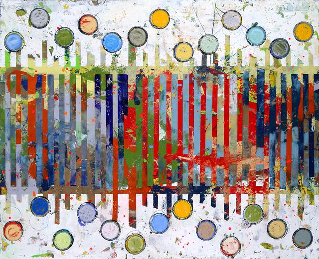 , 'Fibonacci 363,' 2017, Canfin Gallery