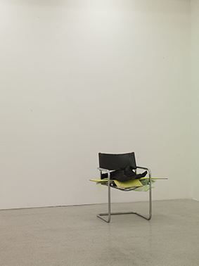 , 'untitled (Marcel II),' 2012, Collicaligreggi