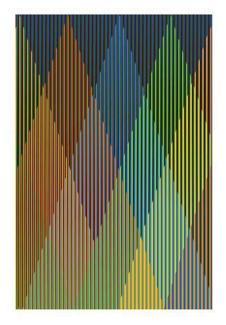 , 'Couleur Additive Perseus (P1),' 2017, Meyerovich Gallery