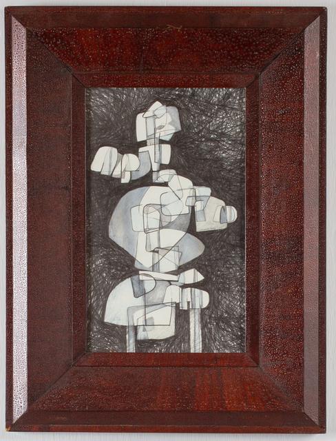 David Dew Bruner, 'Totem Infanta XII', 2016, Carrie Haddad Gallery
