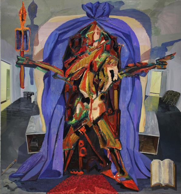 , 'Corpus Integrum Pt 2,' 2017-2018, Michael Gibson Gallery