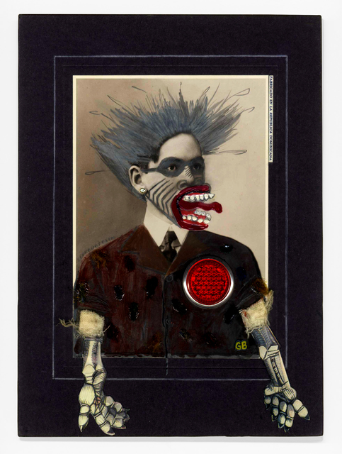 , 'Tetrodotoxin,' 1986, Laurence Miller Gallery