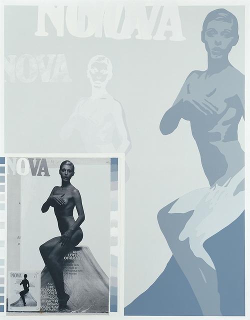 , 'Nova,' 1972, LEVY Galerie
