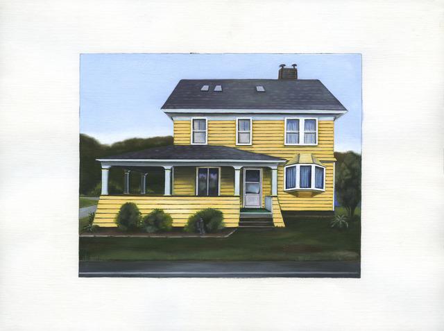 , 'Paper Town 22/40,' 2018, Fridman Gallery