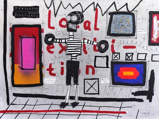Soren Grau, 'Local Exhibition', 2019, Artspace Warehouse