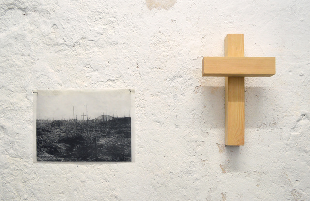 , 'CROSS AND REFERENCE: GRAVE,' 2018, Hans & Fritz Contemporary