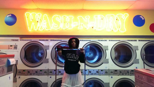 , 'Wash-N-Dry,' 2014, Emerson Dorsch