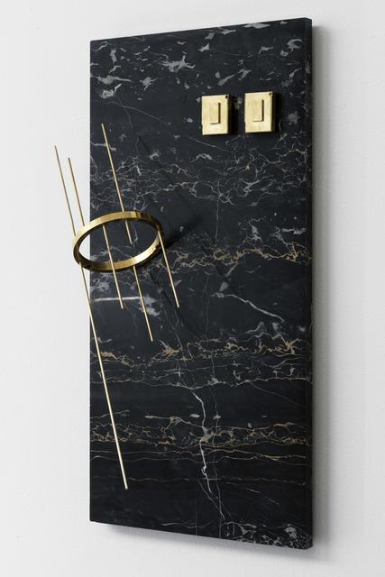, 'New Infrastructures (portoro) 2,' 2018, Galerie Fons Welters