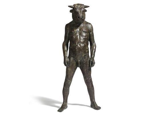 , 'Standing Minotaur,' , Hugo Galerie