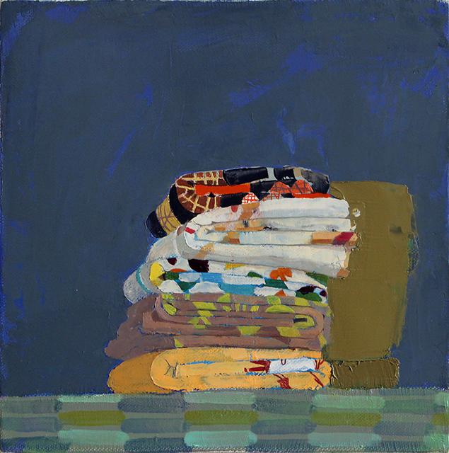 , 'Still Life with Fat Quarters,' 2014, Kathryn Markel Fine Arts