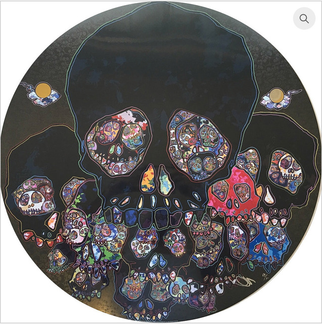 Takashi Murakami, 'The Moon Over the Ruined Castle', 2015, MSP Modern