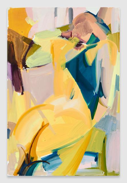 , 'Derrière,' 2018, Night Gallery