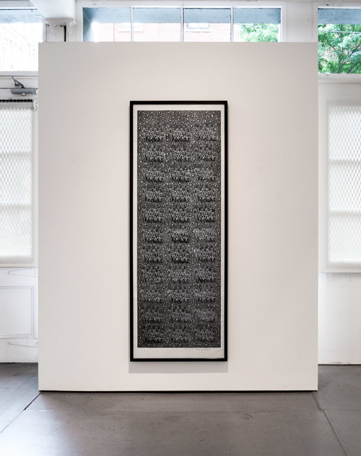 , 'Ink Piece 4,' 2001, Art Projects International