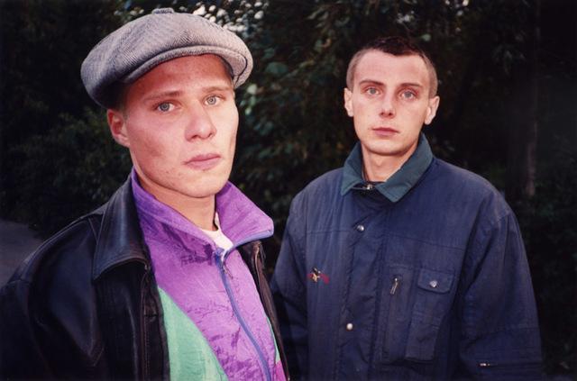 Bertien van Manen, 'Novokuznetsk (Two Boys)', 1991, Yancey Richardson Gallery
