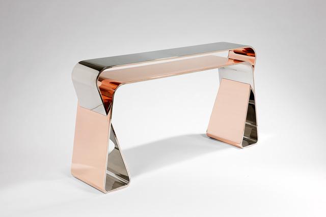 , 'Console 'Endless Ribbon',' 2012, David Gill Gallery